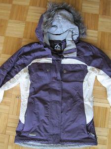 Manteau d'hiver / ski taille TP Black Mountain winter coat XS