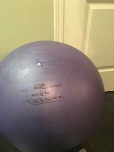 Exercise balance ball VGUC