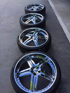 "24"" Rims for sale... call 204-509-2563 for more info"