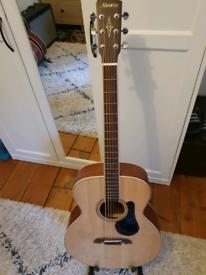 Alvarez ABT60E Electro-Acoustic Baritone Guitar