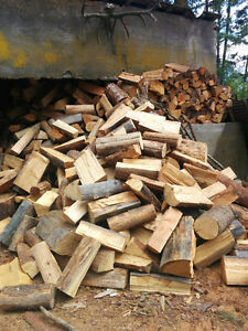 Firewood for sale! Larch, fir and pine. Ready to burn!