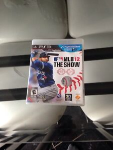 MLB12 The Show for PS3