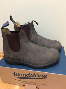 NEED GONE BLUNDSTONE THE WINTER SIZE 7 M USA WORE ONCE