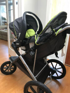 Evenflo Victory Jogging Travel System