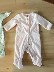 Baby's clothes 0-3 months