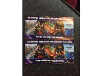 London Eye, Madame Tussaud's etc Kids Tickets
