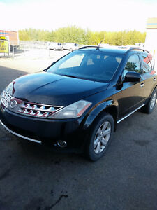 2006 Nissan Murano SL SUV, Crossover AWD great for winter!