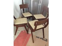 Dining Chairs - MUST GO - Can Deliver