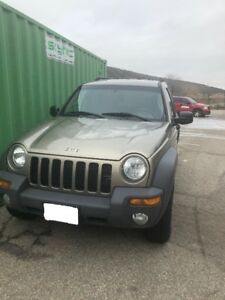 2003 Jeep Liberty Sport For Sale