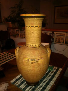 "Rare  Large 22"" Amphora  Vase –  From  Greece"