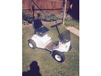 4 wheel firefly golf buggy