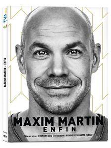 DVD Maxim Martin - Enfin / NEUF EMBALLÉ