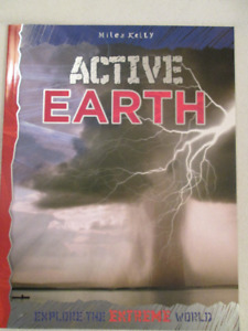 *Brand New* Miles Kelly - Active Earth