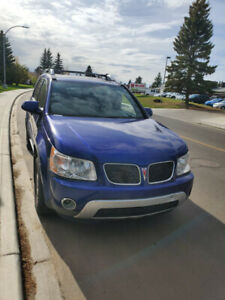 2006 AWD PONTIAC TORRENT SUV