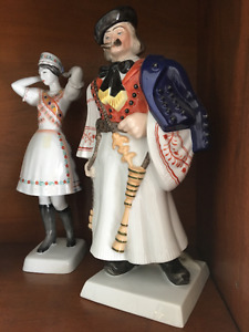 Herend hand painted porcelain Hungarian