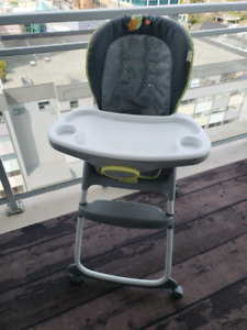 EUC 3-in-1 Highchair/Booster Seat