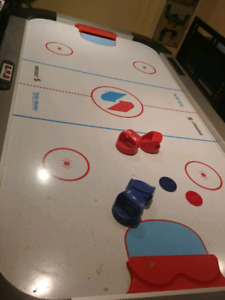 Air Hockey Table, used but in good condition