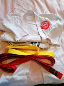 Karate outfit bargain!