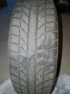 "4 pneus d'hiver 14"" / 4 Winter tires, 14"""