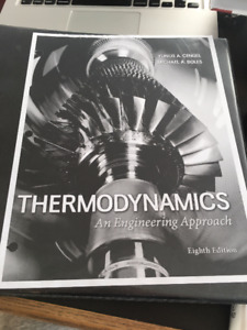 THERMODYNAMICS 8th ed.