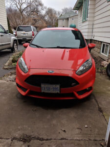 2014 Fiesta ST, Reduced to sell