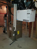 Heating furnaces and water heaters repair 24/7 service
