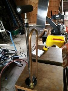 Ritchie Max-flow yellow jacket transfer pump #77930 London Ontario image 1
