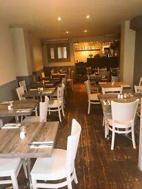 Stylish cafe in Cathays Cardiff