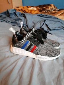 Adidas NMD R1 PK Tri Color size 11