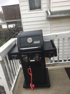 Coleman 2 Burner Propane BBQ-- $250