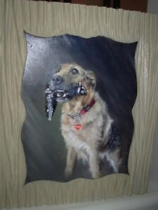 Painting of your pet