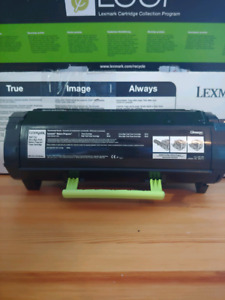 Lexmark ultra high yield printer toner cartridge