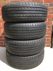 Tires: 205 65 R16 : 4 Nexen Npriz AH8 205 65 R16