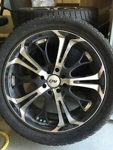 "DAI Alloys 17"" Wheels West Island Greater Montréal image 2"