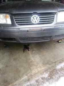 2003 vw jetta vr6 24 valve/ 6 speed 101 km FULL PART OUT  Cambridge Kitchener Area image 1