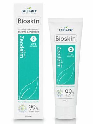 Salcura Zeoderm Skin Repair Moisturiser Cream - 150ml