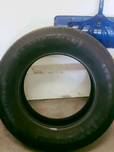 275/65/18 Michelin LTX A/S   ** 1 TIRE ONLY**
