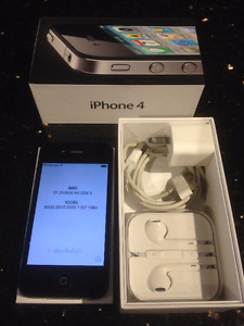 Unlocked 32G iPhone 4