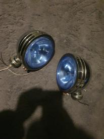 12v spotlights with halo rings