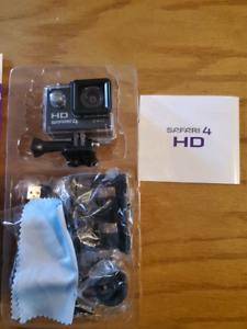 Safari 4 HD video recording gopro.