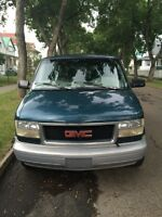 1998 GMC safari awd van