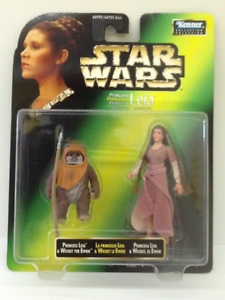 Star Wars Princess Leia 2-Pack Figure Collection 1997