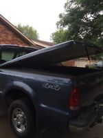 Tonneau cover 2005 F-250 short box