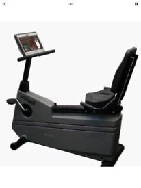 Life Fitness Lifecycle 9500HR Exercise Bike