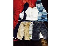 Baby boys clothes, 3-6 months, good condition