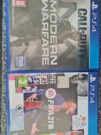 Ps4/ps5 games