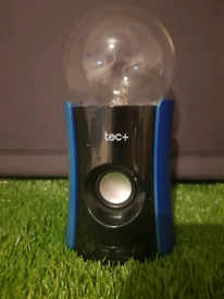 Tesla dome speaker