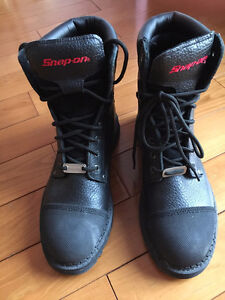 NEW SNAP-ON SAFETY WORK BOOTS MEN'S SIZE 11