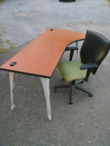 2 Office Desks 72 x 24 (36 at end)