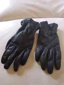 Alpine leather women's motorcycle gloves